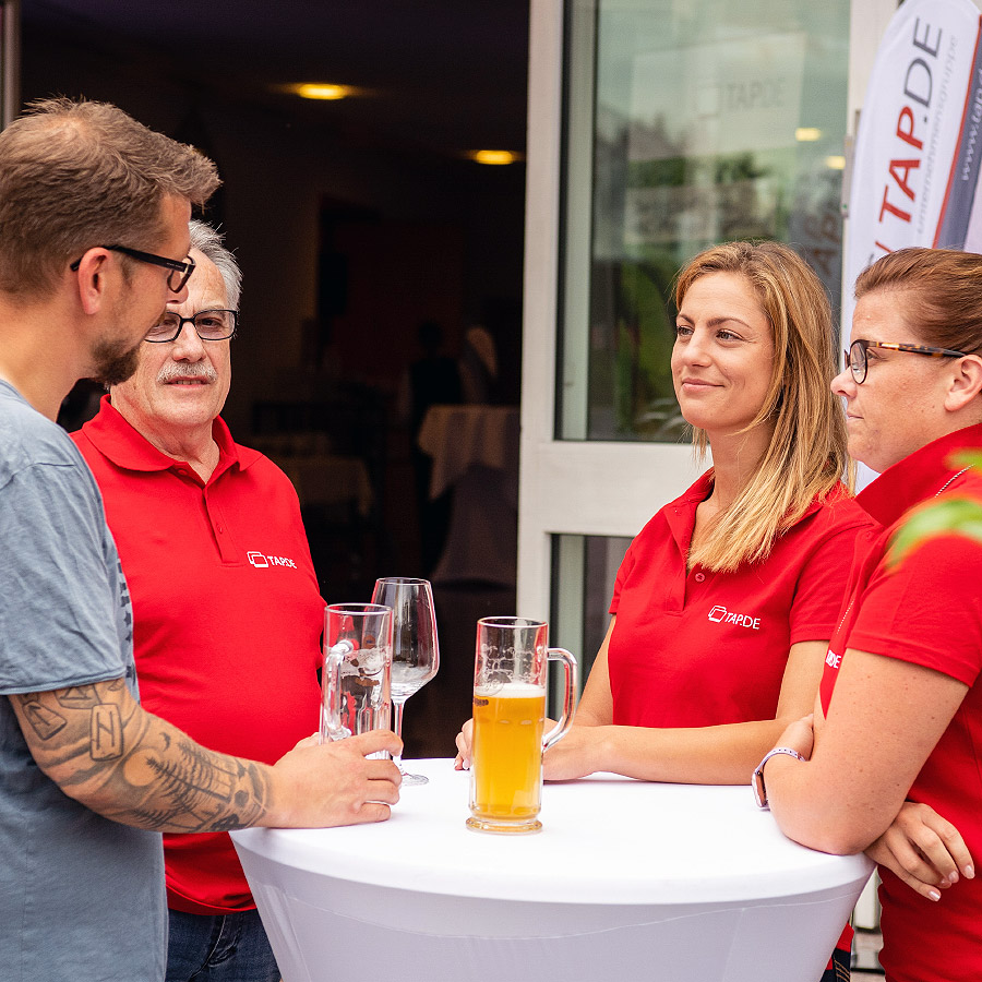 TAP.DE CustomerDay 2018